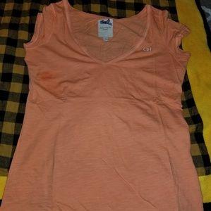 Womens short sleeved shirt